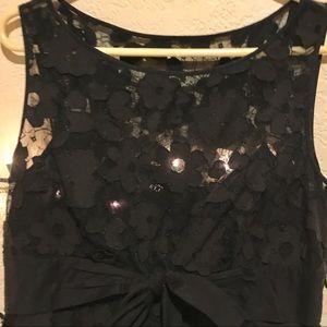 Flower Lace Fit  & Flair Dress