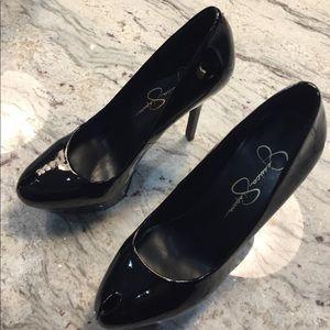 Brand NIB Jessica Simpson peep toe pump
