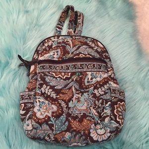 Vera Bradley Medium Backpack