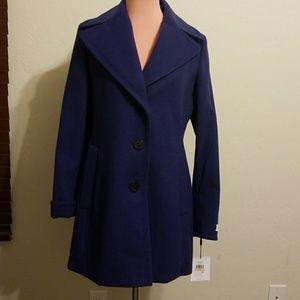 Calvin Klein Cobalt Blue Jacket NWT SZ2