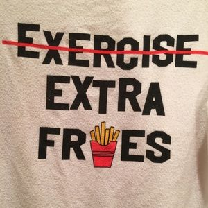 WILDFOX BBJ extra fries