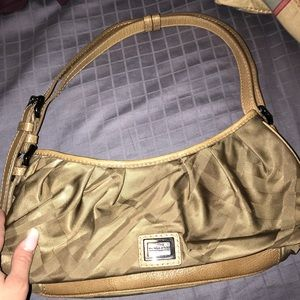 Used Authentic Burberry Mini Shoulder Bag