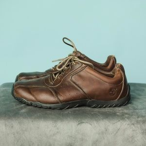 Timberland Men's 10 M Brown Oxford Shoes