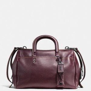 Coach rogue satchel