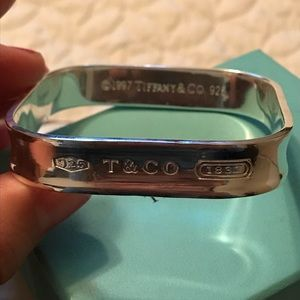 Tiffany & Co bracelet.