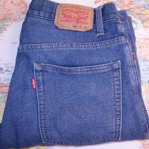 Women's Levi's 511, The Knit Jean, Size 20 reg