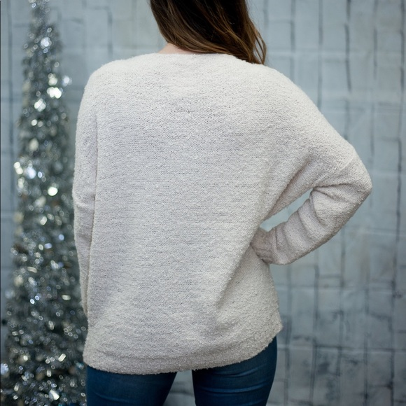 Kyoot Klothing - SALE! Oversized Ivory Sweater from Kyoot's closet ...