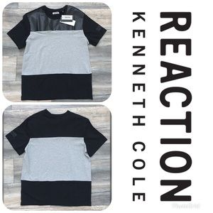 NWT KENNETH COLE Reaction Shirt Size L Orig $49.50