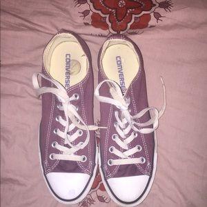Converse Low-top Mauve Sneaker