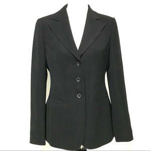 Calvin Klein classic black blazer