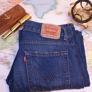 Junior's Levi's 569 14 Reg Jeans, 1011