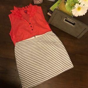 Gap Pin Stripe Skirt 0 🤩🤩