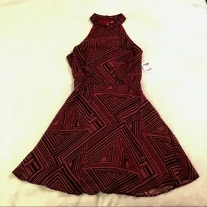 Charlotte Russe party dress NWT