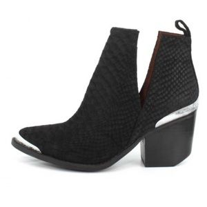 Jeffrey Campbell Cut Out Bootie