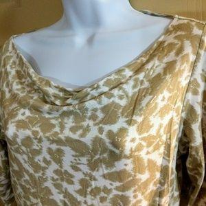 Michael Kors knit top.
