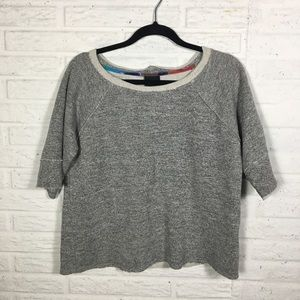 Anthropologie Dolan Left Coast Large Sweatshirt