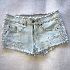 Carmar jean shorts LF