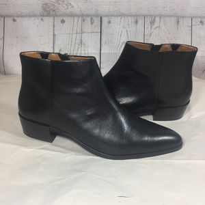 Coach Montana ankle boot black
