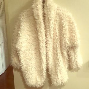 Faux Fur Jacket from Express - Size XS/S