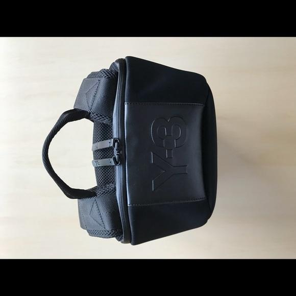 New Authentic Y-3 Yohji Yamamoto Neoprene Backpack b5af472b4ec70
