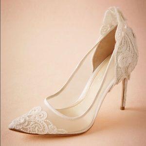 Victoria Pumps Wedding Heels by Vince Camuto