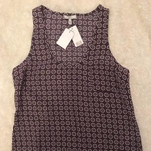 """Joie new with tags """"preppy pink"""" tank top"""