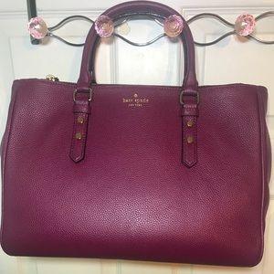 Kate Spade Leighann Mulberry Street Bag NWT
