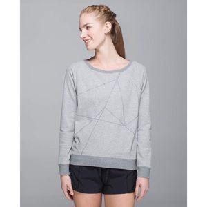 Lululemon Crew Neck/Sweatshirt