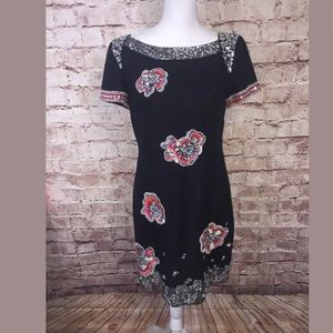 French Connection SS Jewel Embellished Dress 10