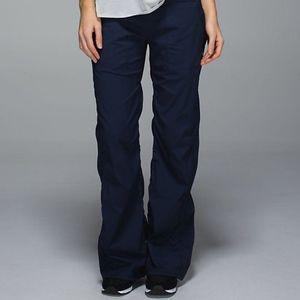 NWOT lululemon studio pants lined / 4 / MSRP $118
