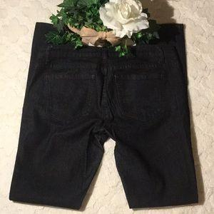 GUC Forever 21 Dark Denim Skinny Stretch Jeans, 28