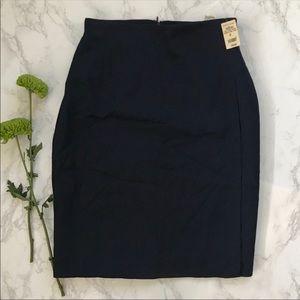 Ann Taylor navy 💙blue skirt
