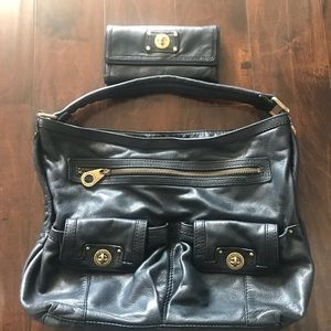 Marc Jacobs Hobo bag and matching wallet