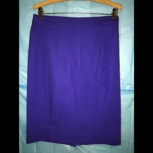 [Ann Taylor LOFT] Stretch Knit Pencil Skirt Size 4