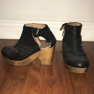 Free people clog heel
