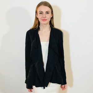 SILENCE + NOISE URBAN OUTFITTERS BLACK JACKET #L45