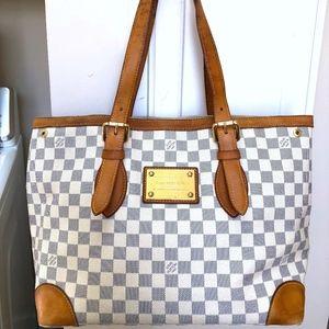 Louis Vuitton Hampstead GM Shoulder Bag