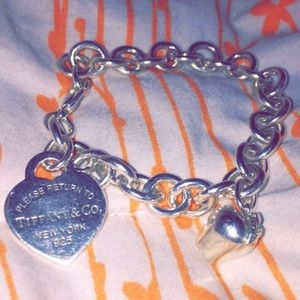 Tiffany & Co. sterling silver bracelet