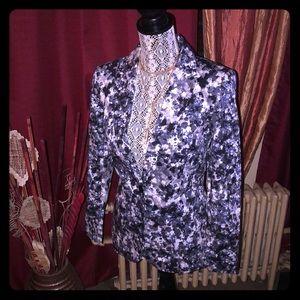 Pattern H&M Blazer Size 6