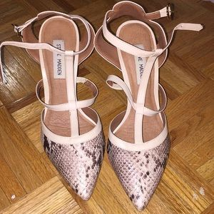 Authentic Steve Madden Heels size 9