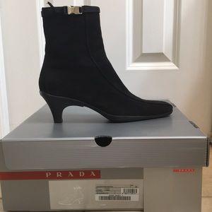 PRADA Calzature Donna Ankle Boots