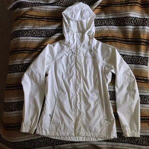 Womens Columbia rain Jacket