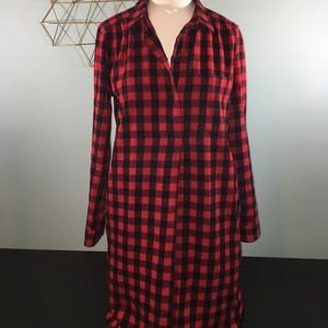 Madewell shirtdress