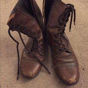 Steve Madden Trooper boots