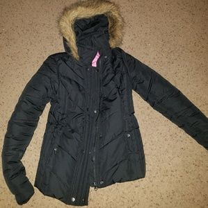 Winter youth coat