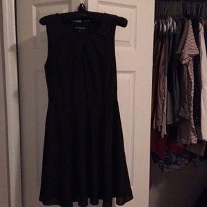 Black Express Dress