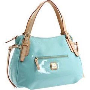 Dooney & Bourke Patent Leather Shoulder Bag