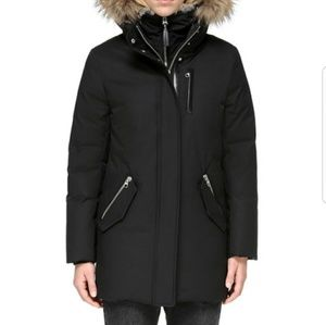 Mackage Marla Down Coat Black