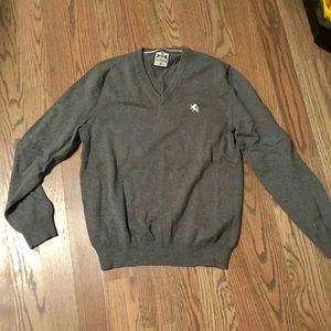 Men's Express Sweater Olive Green