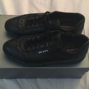USED Prada Sneakers Size 8.5